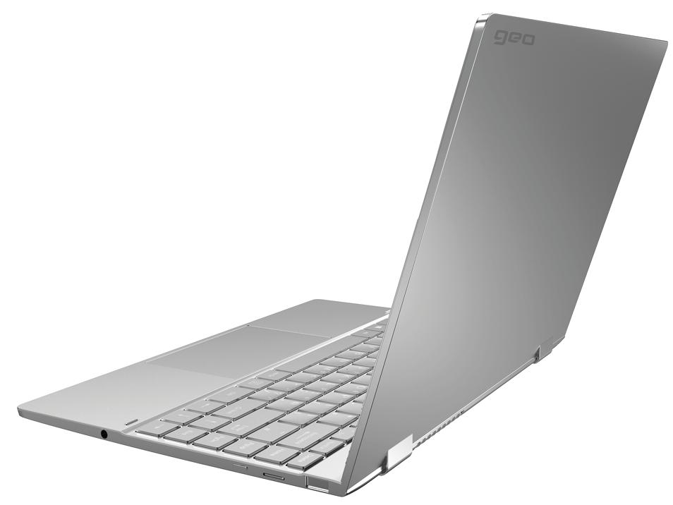 GeoFlex 340 Premium Metal Laptop
