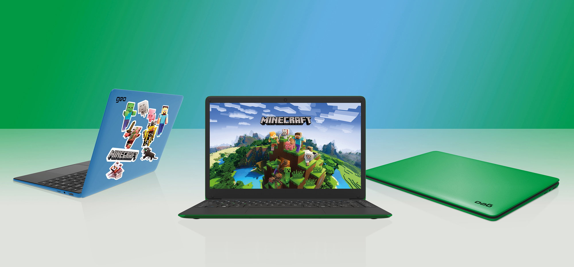 GeoBook Minecraft Edition laptops